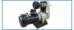 EMS Concept : Compresseur monocylindre à bain d'huile