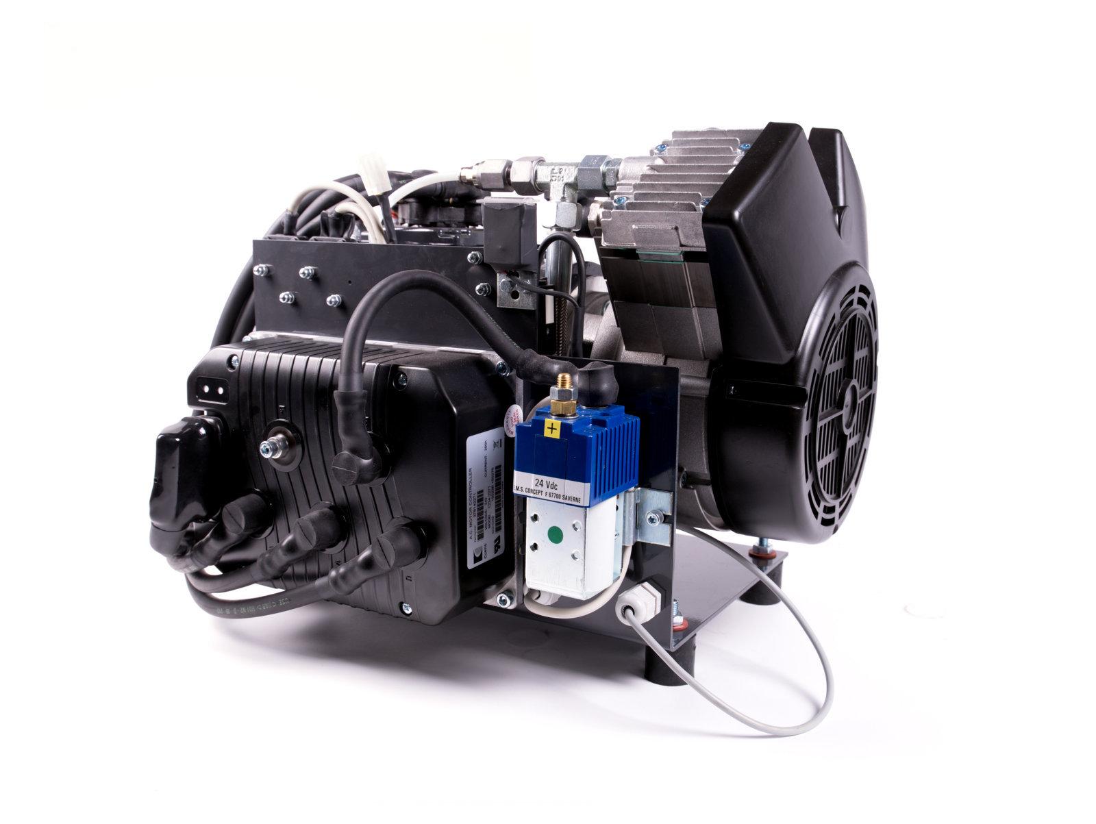Compresseur PTO650TRA 145 24VDC