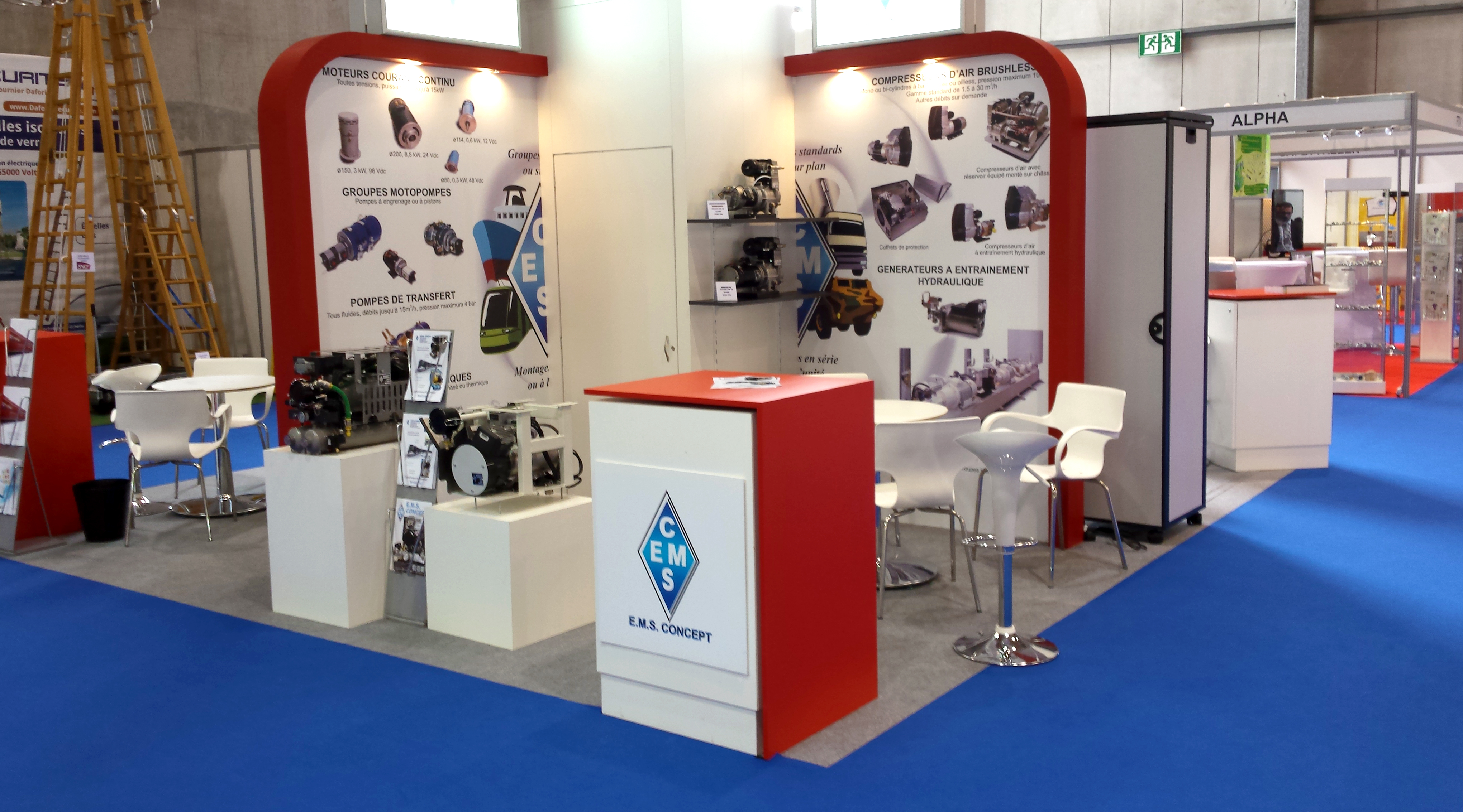 Sifer Stand 2015