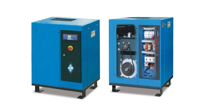 Compresseur à vis SEG10-1250