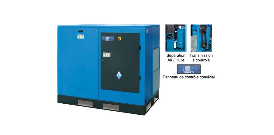 Compresseur à vis SGR40-5000