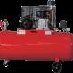 Bandkompressor GS25-500 l/min auf fahrbarem Tank 270 Liter