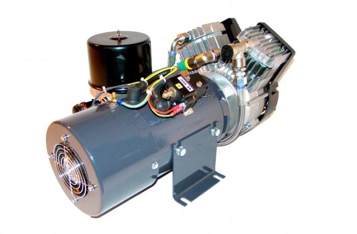 moteurs à balais EMS Concept