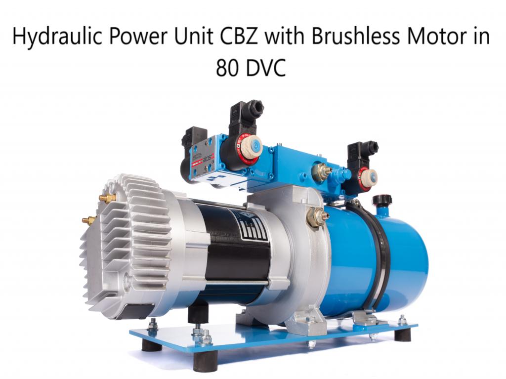 Interairport Munich EMS CBZ Power Unit