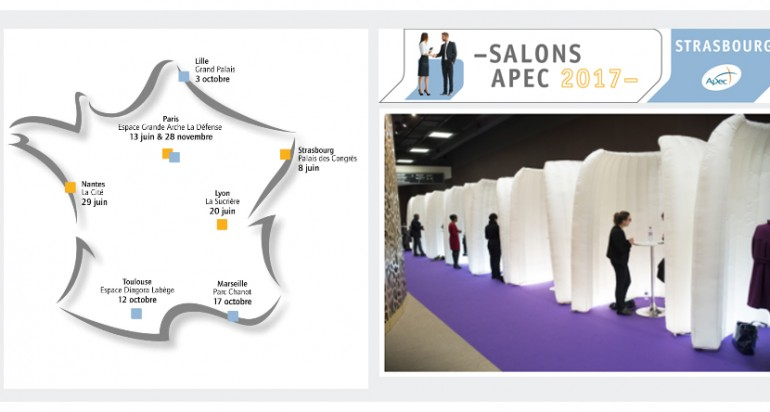 EMS au salon APEC 2017 Strasbourg