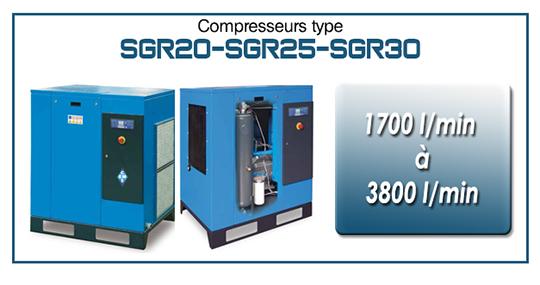 EMS Concept Gamme SGR20 SGR25 SGR30
