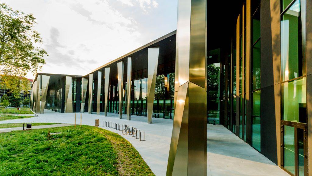 APEC Strasbourg 2017 se tient au palais des congrès de Strasbourg
