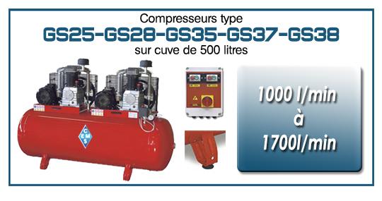 GS7 GS9 GS11 GS13 GS15 tandem 540285