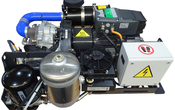 Scroll 650VDC / 2.2Kw