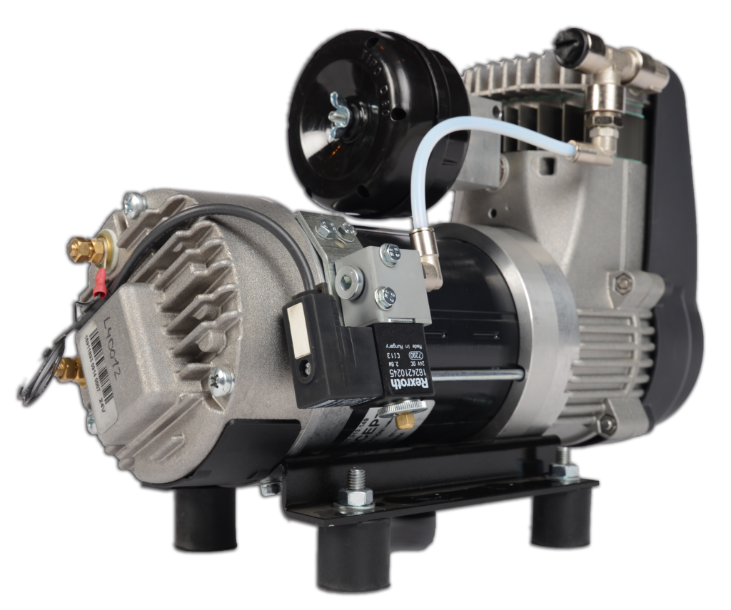 compresseur pneumatique PTO250 BLPM EMS concept