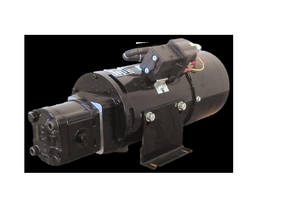 Motopompe D150 5kw EMS