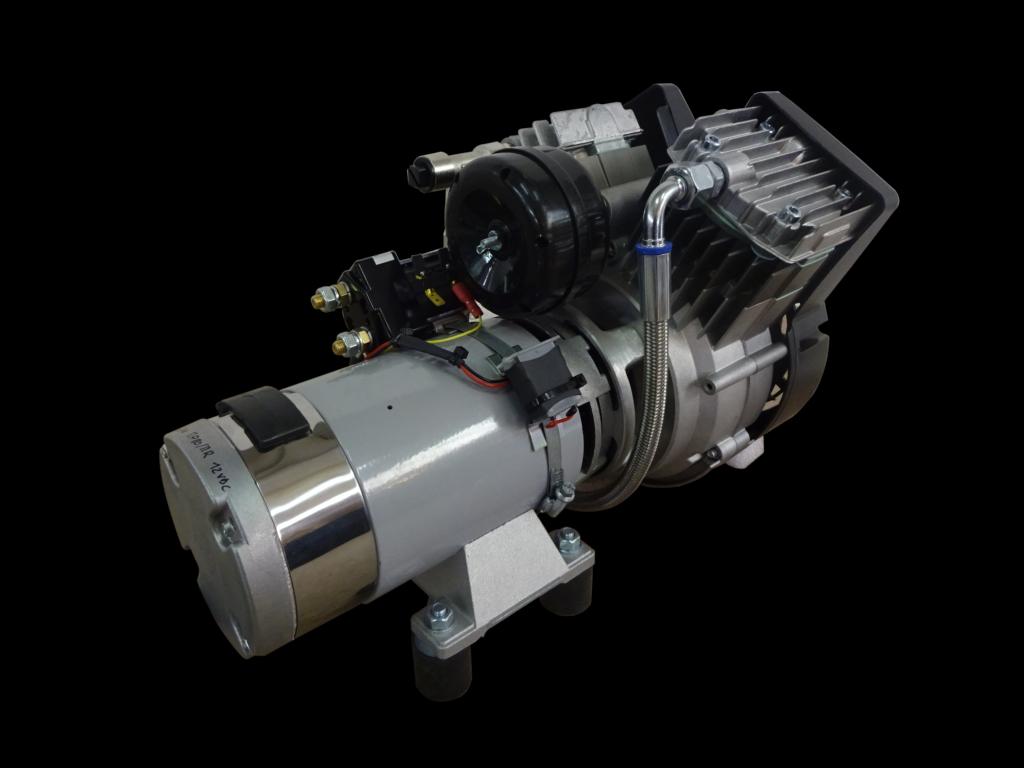 Compresseur PTO500 MP80 MR Ems concept