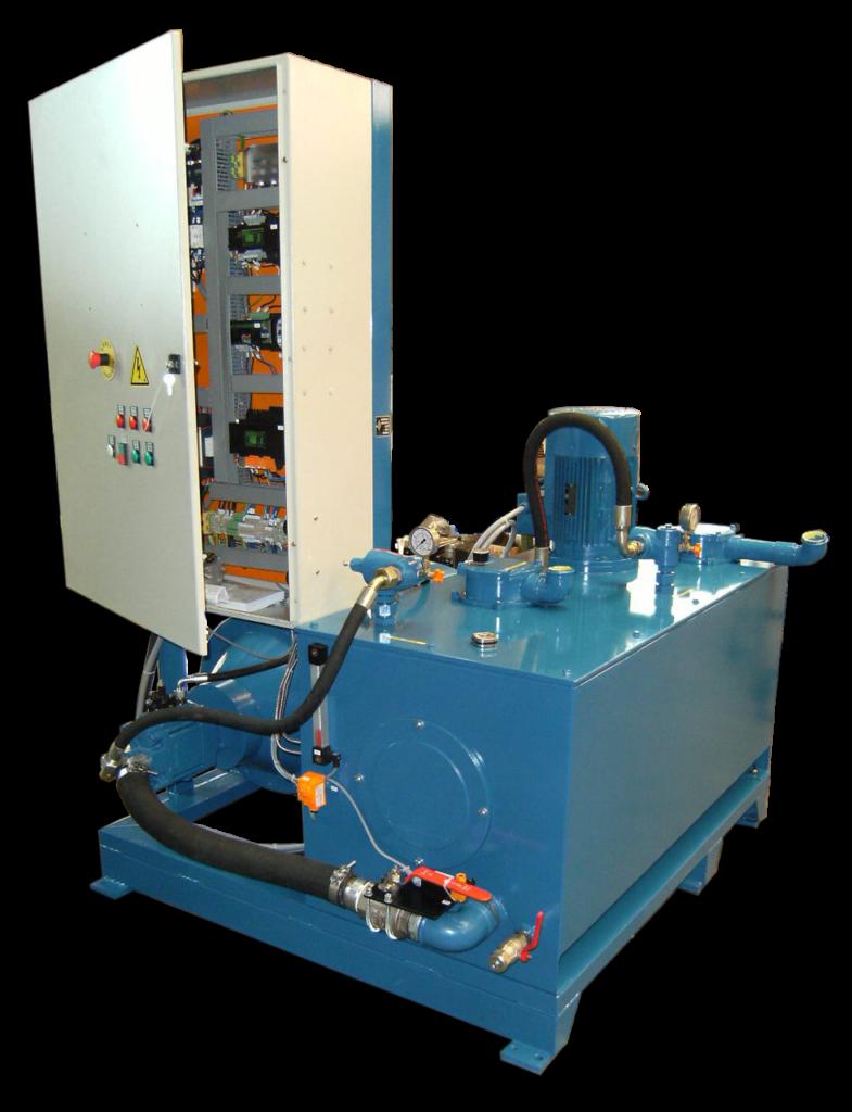 Moto-pompe gh600 hydraulique EMS Concept