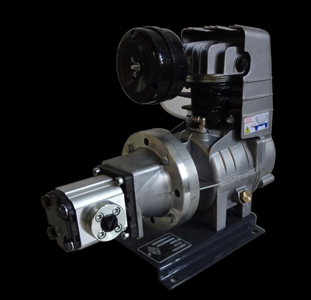 hydro-compresseur S13 Mh7.5 EMS concept