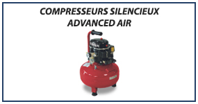 13 COMPRESSEURS SILENCIEUX Advanced air