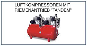 DE 09 Kompressor typ GS7 GS9 GS11 GS13 GS15 Behälter 6 und 100 liter